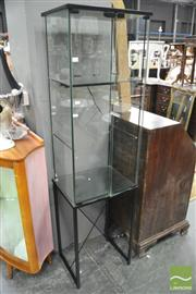 Sale 8361 - Lot 1045 - Glass Display Cabinet
