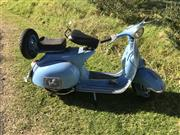 Sale 8380A - Lot 1B - 1963 Vespa Piaggio, model: PIAG63A, one key, Vin/Chassis no: VBA1M7758, Unregistered but in running order