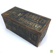 Sale 8643 - Lot 1019 - Arnotts Famous Biscuit Tin (1906-1910)