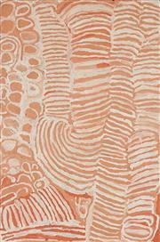 Sale 8808 - Lot 520 - Makinti Napanangka (c1930 - 2011) - Untitled 91.5 x 61cm (stretched and ready to hang)