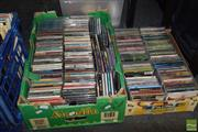 Sale 8530 - Lot 2356 - 2 Boxes of CDs