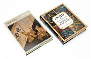 Sale 8864 - Lot 42 - JAHSS, Melvin and Betty, INRO and other miniature forms of Japanese Lacquer Art, containing 256 plates with 76 in full colour, Vermo...