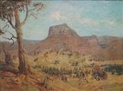 Sale 8870A - Lot 510 - Eric Langker (1898 - 1982) - The Hillock 44 x 60 cm