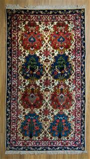 Sale 8566C - Lot 72 - Persian Hamadan 207cm x 120cm