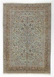 Sale 8760C - Lot 7 - A Persian Kashan From Isfahan Region 100% Wool Pile On Cotton Foundation, 430 x 300cm