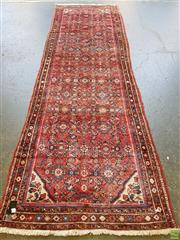 Sale 8566 - Lot 1335 - Persian Hossain Runner (360 x 110)