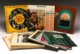 Sale 9136 - Lot 67 - A collection of mostly jazz LP records including Bola Sete and Teddy Wilson Trio