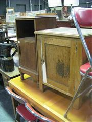 Sale 7974A - Lot 1073 - Pot Cupboard
