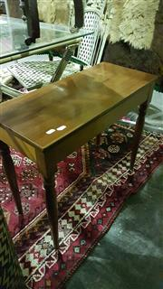 Sale 8338 - Lot 1416A - Timber Lift Top Piano Stool