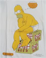 Sale 8960M - Lot 21 - Collection of Pop-Culture T-Shirts incl. Homer Simpson, Doctor Who, Willow and Oor Wullie (6)