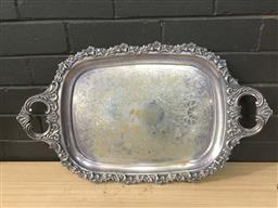 Sale 9152 - Lot 2317 - English made serving tray