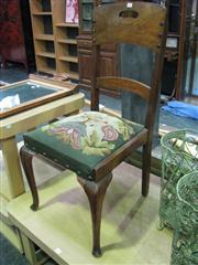 Sale 7932A - Lot 1120 - Rustic Timber Chair