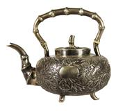 Sale 8040 - Lot 51 - Chinese Silver Teapot