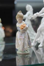 Sale 8261 - Lot 7 - Lladro Lady Figure