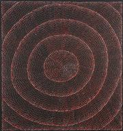 Sale 8743 - Lot 564 - Lily Kelly Napangardi (1948 - ) - Rockholes 100 x 93cm (stretched and ready to hang)