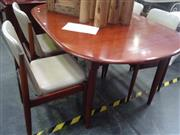 Sale 7969A - Lot 1098 - Extension Table with 4 Chairs