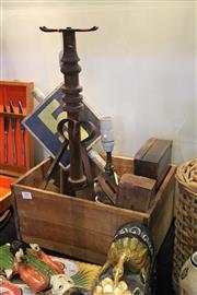 Sale 8116 - Lot 84 - Vintage Tools with Other Wares incl Shears