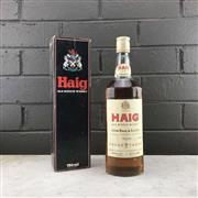 Sale 8976W - Lot 82 - 1x Haig Distillers Old Scotch Whisky - old bottling, 750ml in box