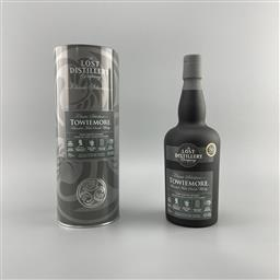 Sale 9217A - Lot 899 - The Lost Distillery Company Towiemore Distillery - Classic Selection 10-12YO Blended Malt Scotch Whisky - 43% ABV, 700ml in canist...