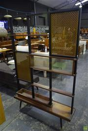 Sale 8550 - Lot 1005 - Vintage Room Divider