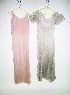 Sale 3741 - Lot 645 - Two 1930s organza ball dresses