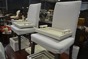 Sale 8093 - Lot 1165 - Set of 6 Dining Chairs