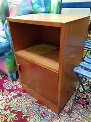 Sale 8566 - Lot 1174 - Retro Bedside (68 x 45 x 34)