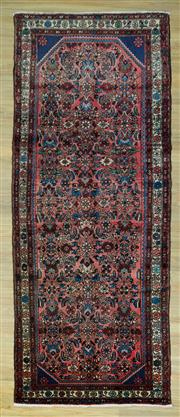 Sale 8589C - Lot 70 - Persian Husseinabad, 285x110