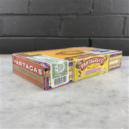 Sale 9089W - Lot 47 - Partagas Shorts Cuban Cigars - box of 25 cigars, stamped February 2019