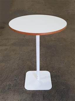 Sale 9171 - Lot 1031 - Ross Didier Caterpillar pedestal table with round top (h:103 x d:75cm)