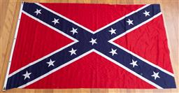 Sale 9190H - Lot 436 - American Southern states Flag.