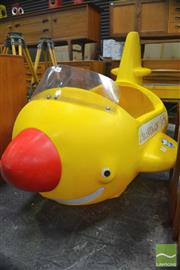 Sale 8326 - Lot 1044 - Aeroplane Jelly Kids Ride