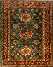 Sale 8447C - Lot 75 - Afghan Super Kasak 225cm x 175cm