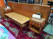 Sale 8566 - Lot 1170 - Retro Head Board