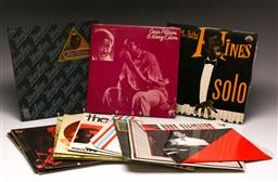 Sale 9136 - Lot 27 - A collection of mostly jazz LP records including Earl Hines