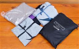 Sale 9190H - Lot 479 - Assorted airline business/first class Pjs in package.