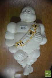 Sale 8326 - Lot 1027 - Michelin Man