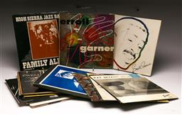 Sale 9136 - Lot 71 - A collection of mostly jazz LP records including Errol Garner And Cleo Brown
