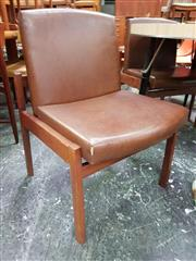 Sale 8661 - Lot 1080 - Set of Four Beithcraft Teak Dining Chairs
