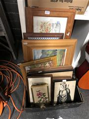 Sale 8819 - Lot 2092 - Collection of Artworks (14) -