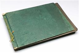 Sale 9164 - Lot 337 - An early photograph book of locations in SE Asia
