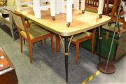 Sale 8159 - Lot 1076 - Retro Dining table