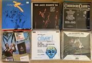 Sale 8510A - Lot 29 - An assortment of records including jazz, classical and  popular