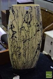 Sale 8542 - Lot 1044 - Black and White Table Lamp