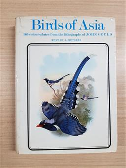 Sale 9180 - Lot 2006 - Rutgers, A. Birds of Asia, with copies  J. Goulds lithographs