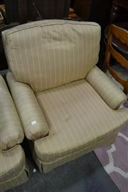 Sale 8093 - Lot 1117 - Pair of Drexel Lounge Chairs (63467, 061032)