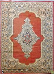 Sale 8637 - Lot 1025 - Persian Machine Made Kerman (290 x 200cm)