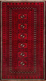 Sale 8345C - Lot 29 - Persian Baluchi 200cm x 115cm