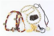 Sale 8815C - Lot 66 - Selection Of Bracelets And Necklaces Including Indian