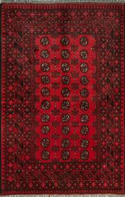 Sale 8345C - Lot 30 - Afghan Turkman 190cm x 150cm